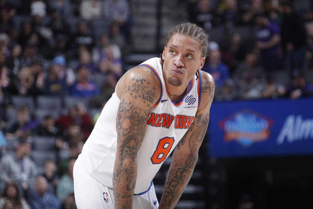 Michael Beasley American Basketball player