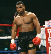 Mike Tyson Former Professional Boxer