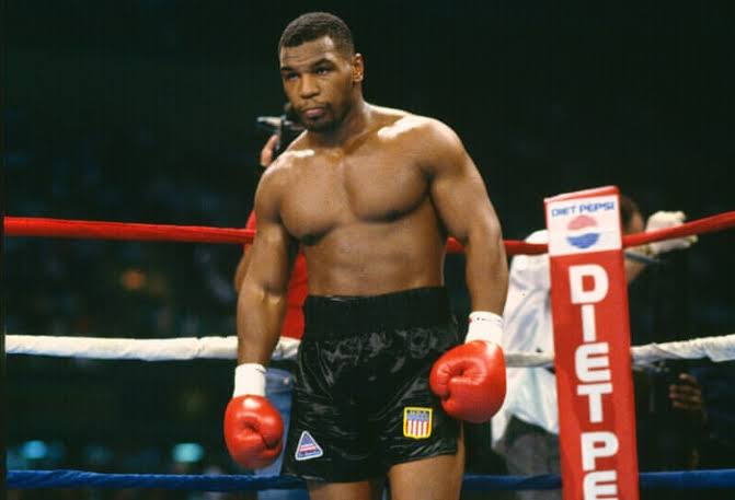 Mike Tyson American Former Professional Boxer