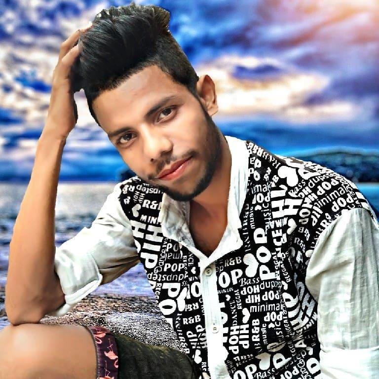 Milan Sinha Indian TikTok Star, Model