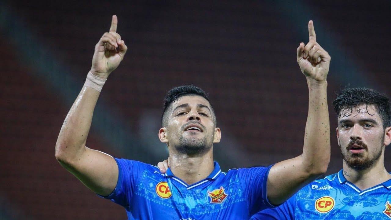 Nelson Bonilla Salvadoran Footballer