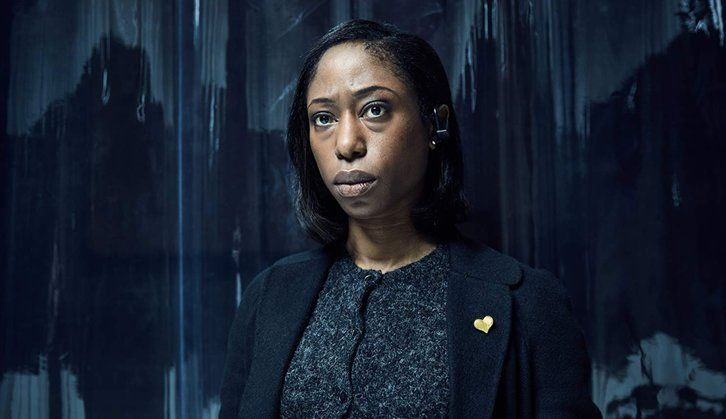Nikki Amuka-Bird British Actress of the Stage, TV and Film
