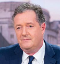 Piers Morgan Broadcaster, Journalist, Writer and TV Personality