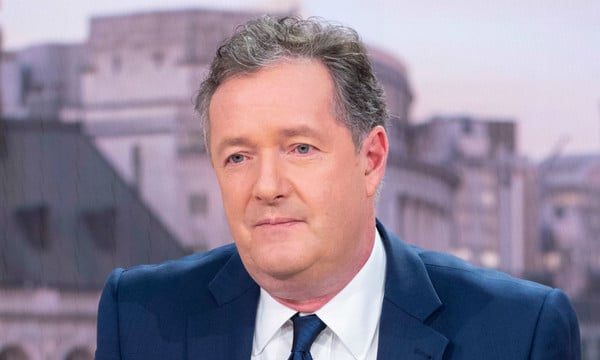 Piers Morgan British Broadcaster, Journalist, Writer and TV Personality
