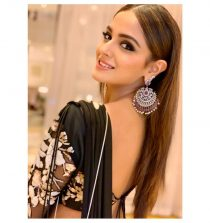 Pratiksha Ramyasha TikTok Star, Model