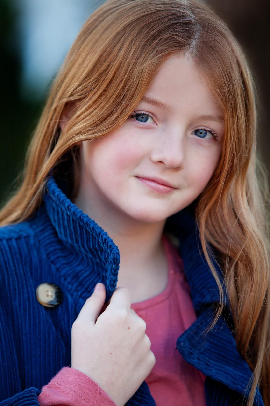 Quinn McColgan American Actress