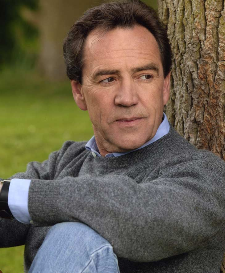 Robert Lindsay British Actor
