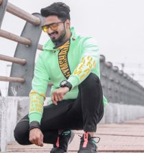 Romil Agrawal TikTok Star, Model
