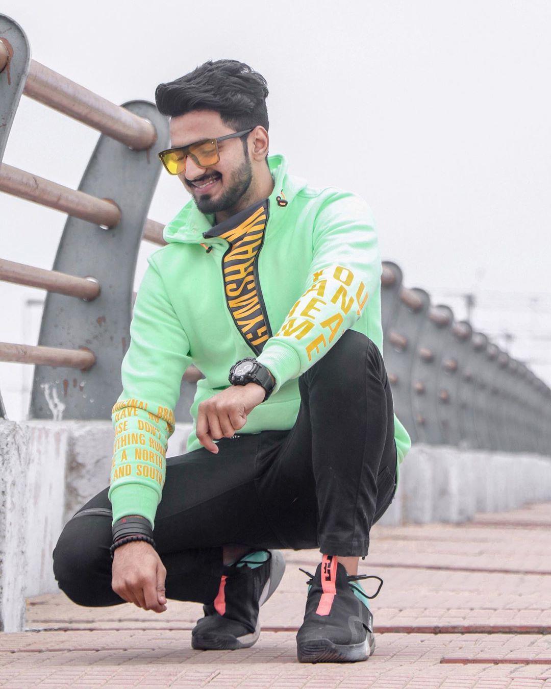 Romil Agrawal Indian TikTok Star, Model