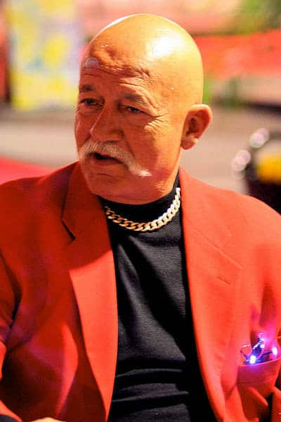 Sümer Tilmaç Turkish Actor