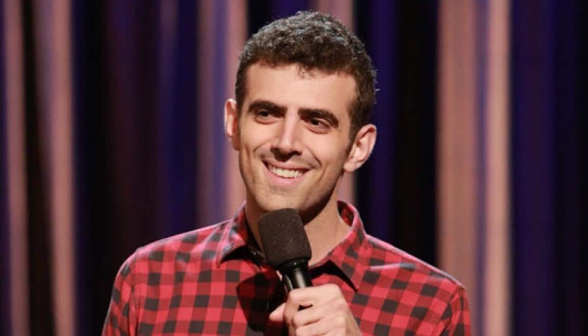 Sam Morril American Stand-Up Comedian