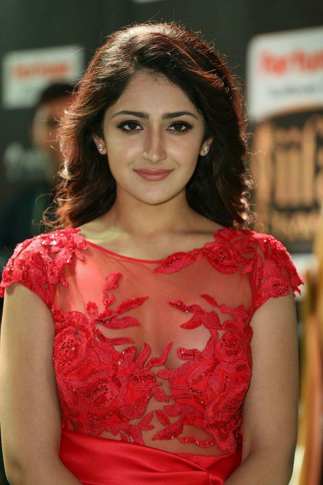 Sayyeshaa Indian Actress
