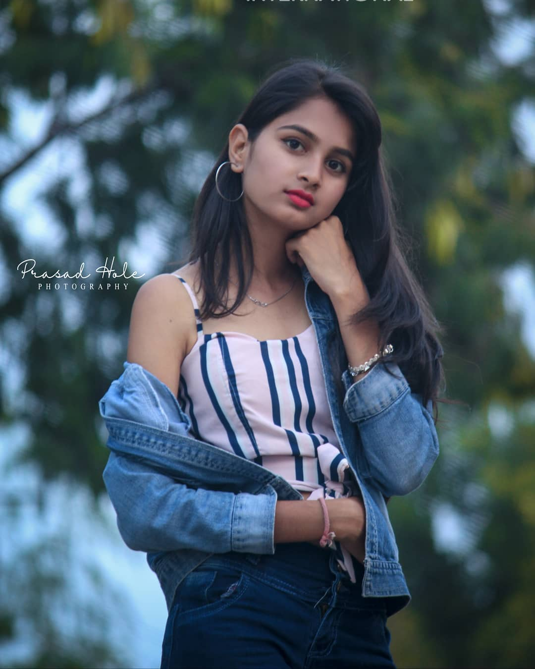 Srushti Ambavale Indian TikTok Star, Model