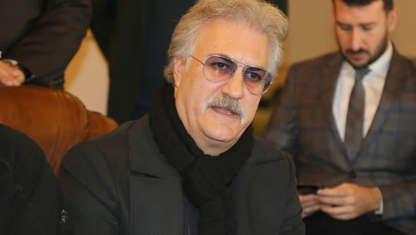 Tamer Karadağlı Turkish Actor