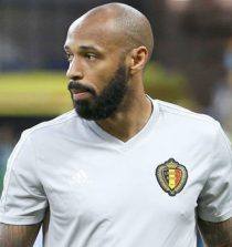 Thierry Henry Professional Football Coach and Former Player