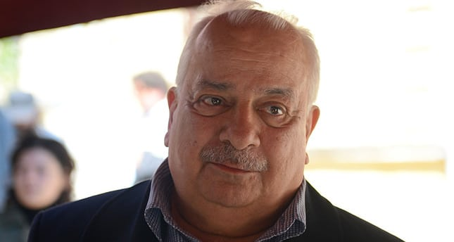 Zeki Alasya Turkish Actor and Film Director