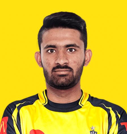 Aamer Ali Pakistani Cricketer