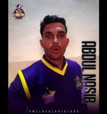 Abdul Nasir Cricketer