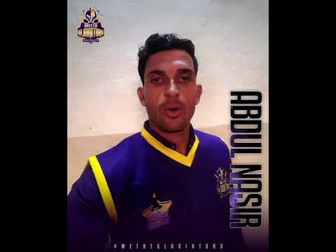 Abdul Nasir Pakistani Cricketer