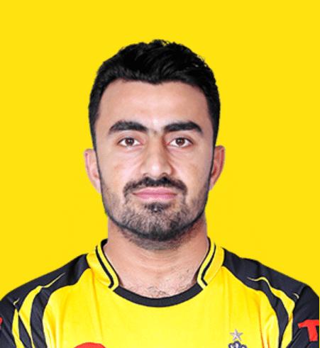 Adil Amin Pakistani Cricketer