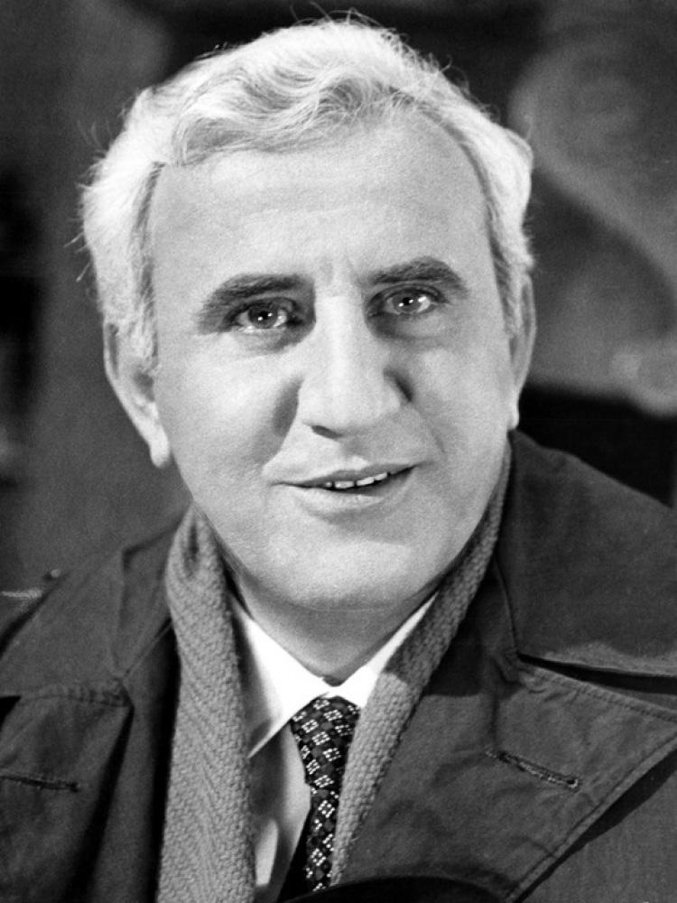 Adolfo Celi Italian Actor, Director