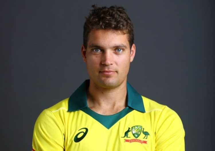 Alex Carey Australian Cricketer
