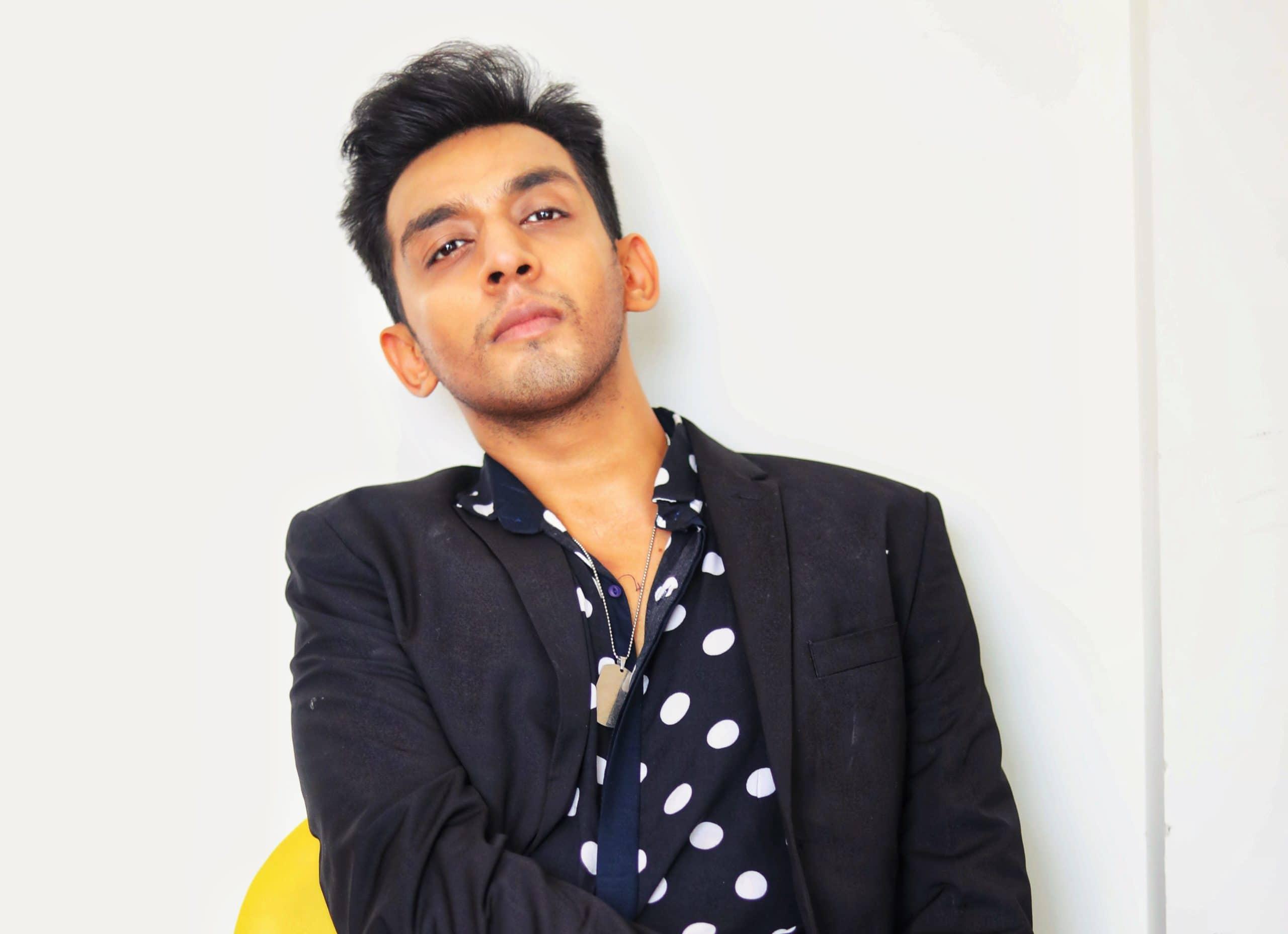 Ashrut Jain Indian Actor
