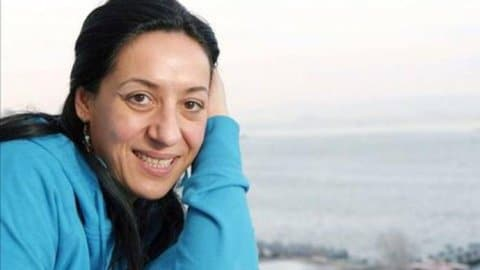Binnur Kaya Turkish Actress