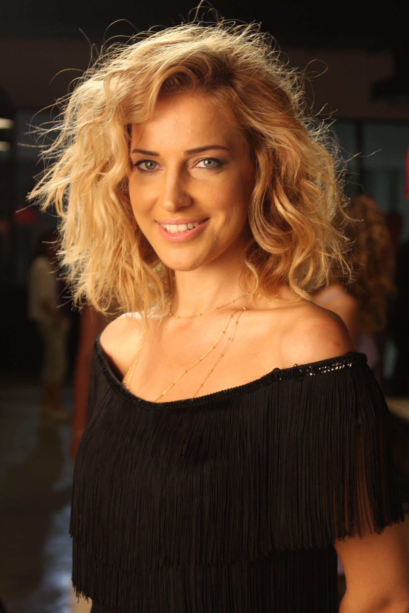 Burcu Esmersoy Turkish Anchor, Journalist, Model, Actress