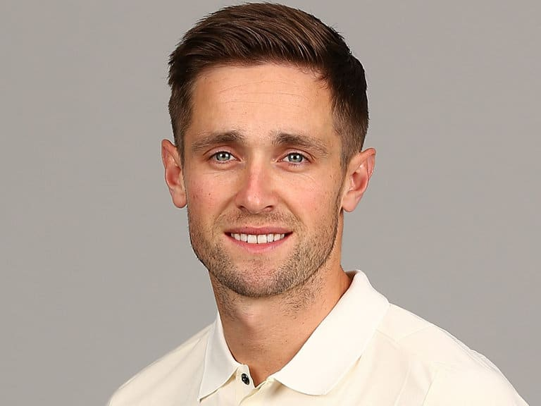 Chris Woakes English Cricketer