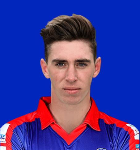 Dan Lawrence British Cricketer