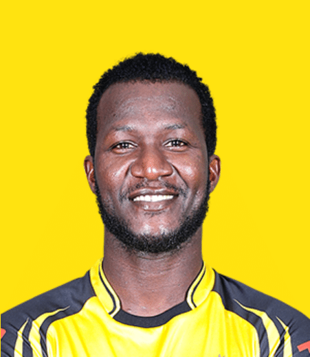 Darren Sammy Saint Lucian Cricketer
