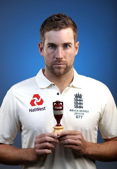 Dawid Malan British, English Cricketer