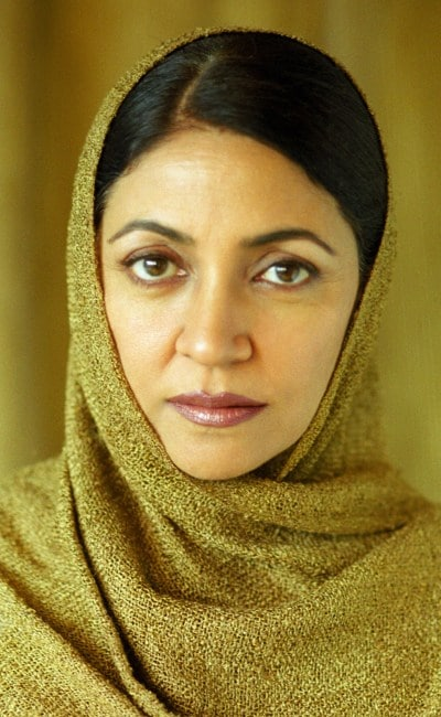 Deepti Naval Indian-American Actress, Director, Writer