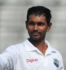 Denesh Ramdin Cricketer