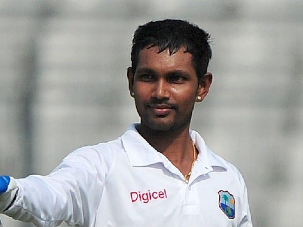 Denesh Ramdin Trinidadian Cricketer