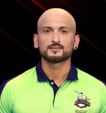 Dilbar Hussain Cricketer