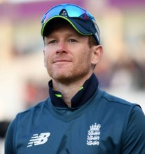 Eoin Morgan Cricketer