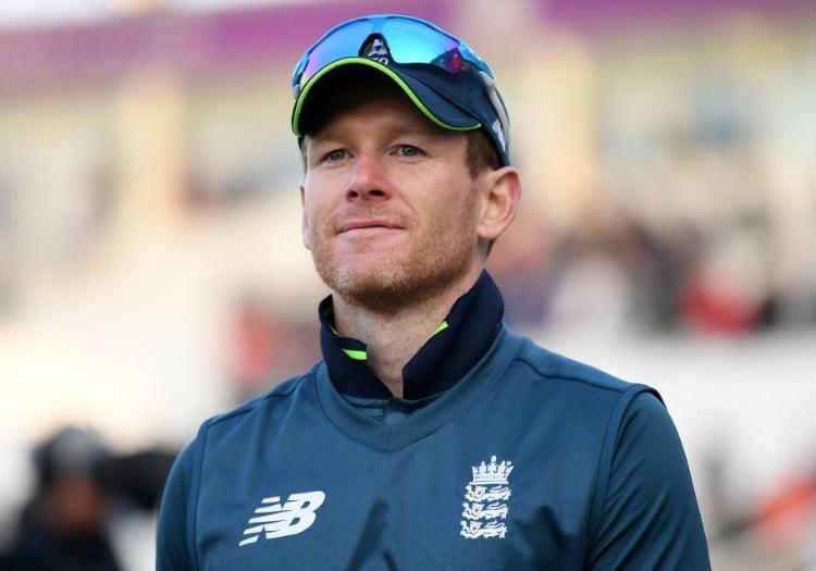 Eoin Morgan Irish Cricketer