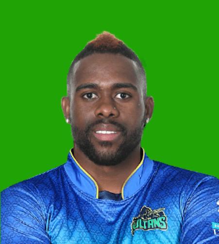 Fabian Allen Jamaican Cricketer