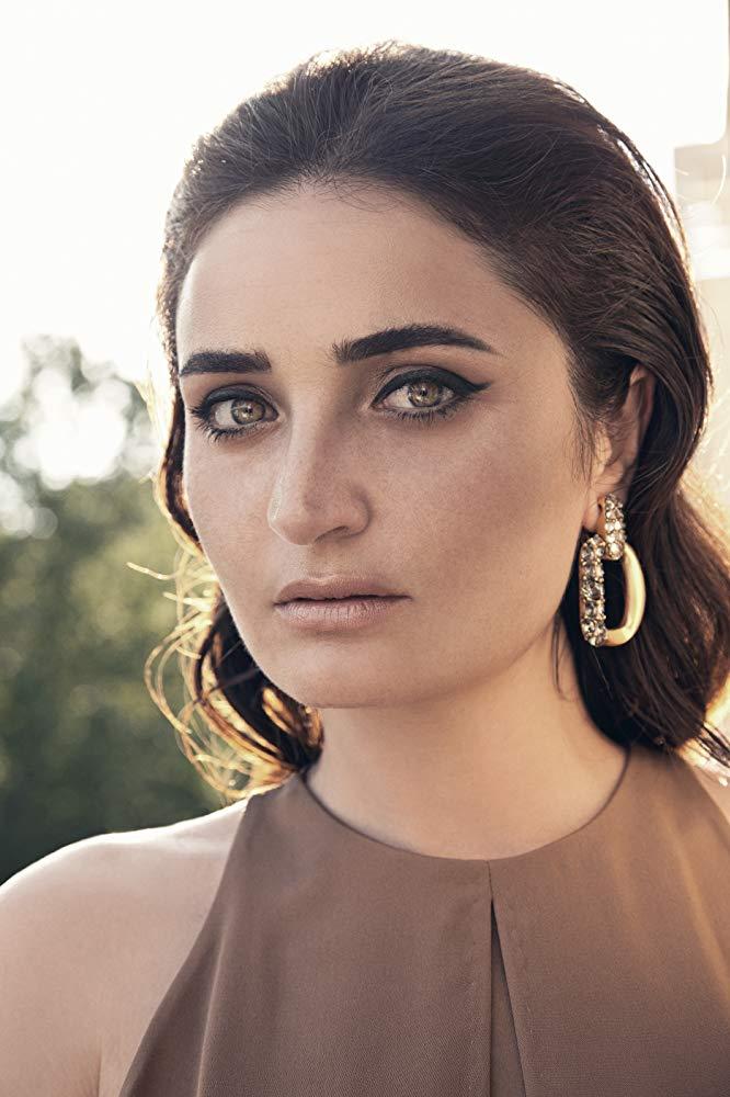 Fadik Sevin Atasoy Turkish Actress