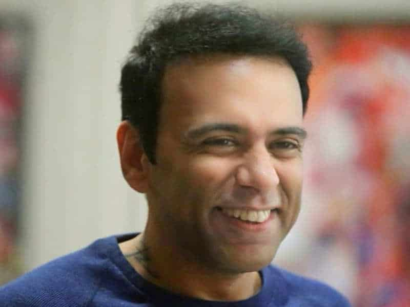 Farhad Samji Indian Screenwriter