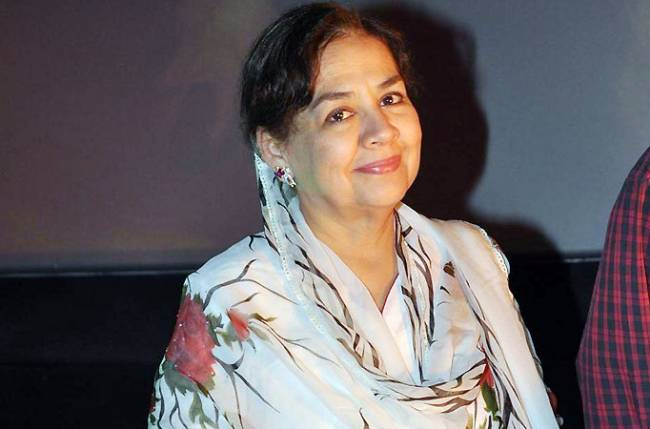 Farida Jalal Indian Actress