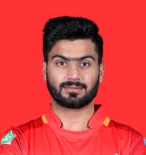 Hussain Talat Cricketer
