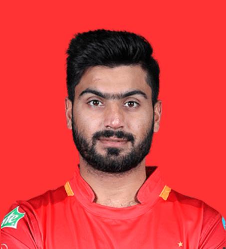 Hussain Talat Pakistani Cricketer