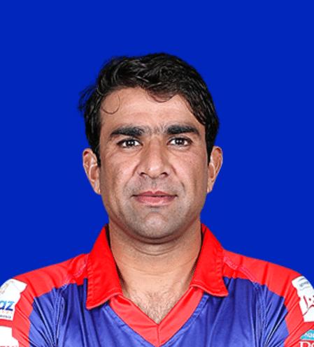 Iftikhar Ahmed Pakistani Cricketer