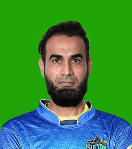 Imran Tahir Pakistani-South African Cricketer (Bowler)