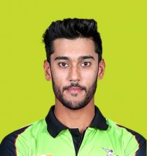 Jaahid Ali Cricketer