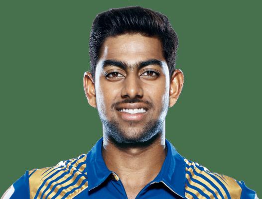 Jagadeesha Suchith Indian Cricketer