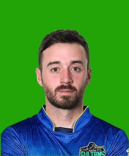 James Vince English Cricketer